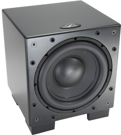 Dynamo 700 subwoofer without grill.