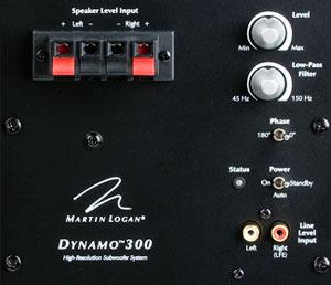 *SALE*  BRAND NEW Martin  Logan Dynamo 300 Subwoofer DYNAMO300 Home Sub Powered