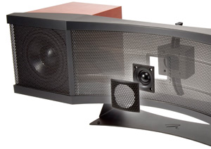 MartinLogan Hybrid Dynamic technology.