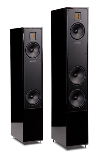martin logan motion20 and motion40 speaker
