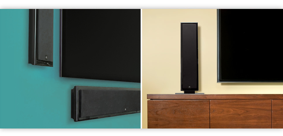 MartinLogan Ultra-Slim Motion® Series, Premium compact ...