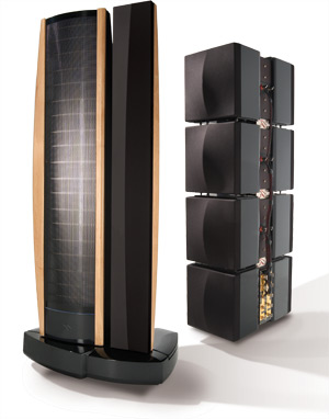 The Statement e2 loudspeaker.