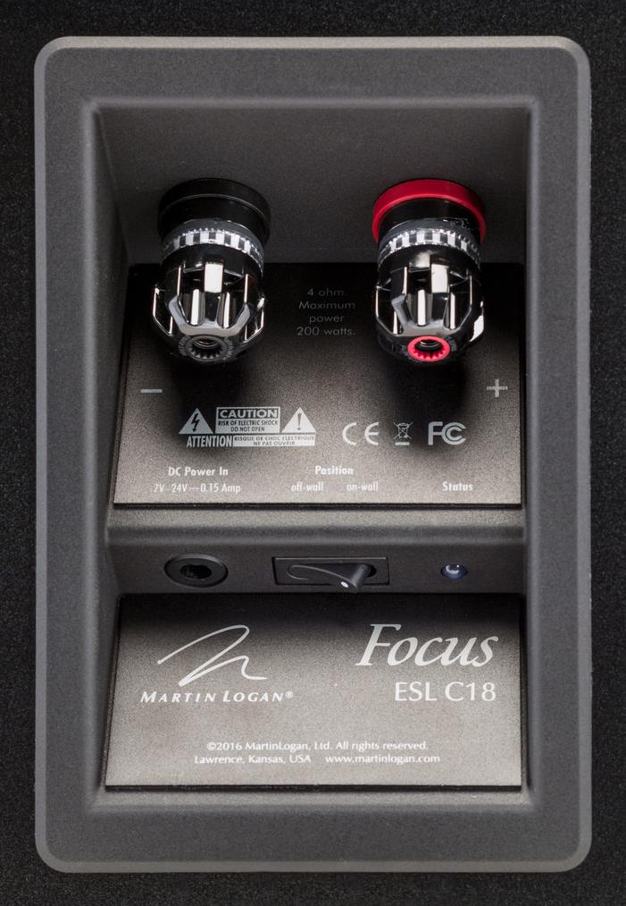 Focus ESL C18